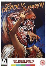 THE DEADLY SPAWN - DVD - REGION 2 UK