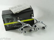 Campagnolo Centaur Brake Caliper Set Silver 10 Speed Bike Dual Pivot new NOS