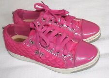 PINK GEOX RESPIRA WOMENS LADIES GIRLS SPORTS TRAINERS SHOES UK 4 EUR 37 US 5