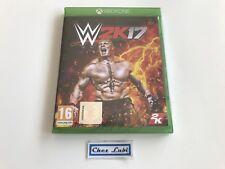 WWE 2K17 - Microsoft Xbox One - PAL FR - Neuf Sous Blister