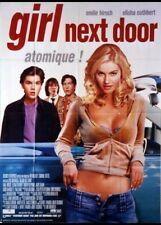 affiche du film GIRL NEXT DOOR 40x60 cm