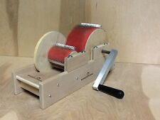 New Baby Brother Manual Belt Driven Drum Carder