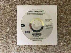 Genuine HP EliteDesk 700 800 G1 ProDesk 600 G1 Driver Recovery DVD 829234-B21