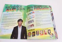 Offizielles DFB-Sammelalbum 2014 + viele Spieler-Karten