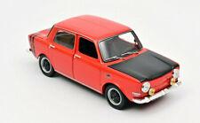 Norev 185700 Simca 1000 Rallye I 1971 Sarda Rot 1:18 Modellauto