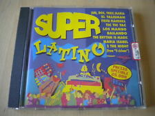 Super latino	1997	Paradisio Bailando Tic tic tac 2 the night El alisman CD Nuovo