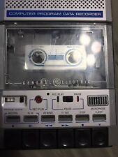 1980s GE General Electric 3-5158 Computer Program Data Cassette Recorder EX