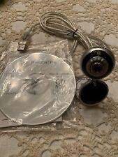 Genuine GE (98067) Silver & Black Wired Clip-On MiniCam Pro