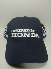 Speedgear Powered By Honda Adjustable Hat Cap Blue and White