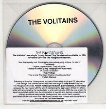 (GU147) The Volitains, Lovely Bones - 2010 DJ CD