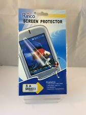 Brand New Sealed Easy Clear Screen Protector Samsung M8800 Pixon Mobile Phone