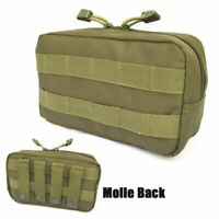 Outdoor Tactical Utility EDC Waist Bag Molle Magazine Dump Drop Pouch Storage
