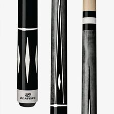 Players C-807 Smoke Billiards Pool Cue Stick 18 19 20 21 oz + FREE CASE