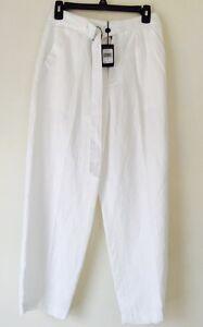 Nwt Polo Ralph Lauren Gamba Larga Twill Pants. Misura 2