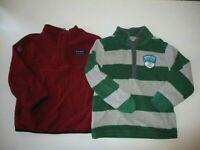 Boys 3T 3 Fleece Pullovers Outerwear Old Navy Carters  Clothes Lot