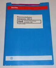 Werkstatthandbuch VW Bus / Transporter T4 Heizung - Klimaanlage 05/1996