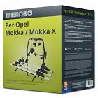 Menabo Polaris 3 portabici per Opel Mokka / Mokka X Tipo J13 per 3 bici