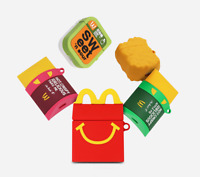 MCDONALD's 3D Silicone Case Cover For Apple Airpods (1st & 2nd Generation) Kawai