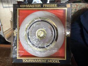 Wham-O Frisbee 1973  Master Frisbee Tournament Model 150g