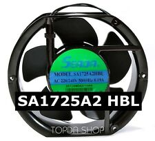 SEADA SA1725A2 HBL Aluminum frame cooling fan 220-240V 0.19A 172*150*51mm 2wire
