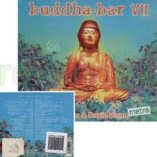 BUDDHA-BAR VII By Ravin & David Visan - RARE BOX 2 CD OUT OF PRINT - NEW SEALED