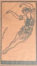 "Cross valentine ""the specter of the rose"" nijinsky"