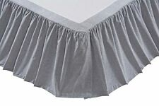 Beacon Hill King Bedskirt by Vhc Brands - On Sale, Free Shipping