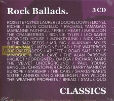 = ROCK BALLADS CLASSICS // 3 CD BOX sealed digipack from Poland