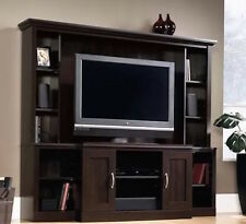 Tv Entertainment Stand Center Cabinet Home Storage Furniture Theater Bookshelf A