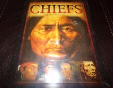 CHIEFS:  5 GREAT NATIVE AMERICAN CHIEFS  (TIN CONTAINER BOXSET)