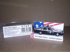 """Busch #47691 1995 Chevrolet Caprice """"North Carolina State Trooper"""" H.O.Gauge"""