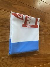 LAWRENCE Arms Chicago Flag pop-punk 3 X 5 Hourglass Oh Calcutta!