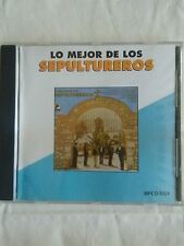 "LO MEJOR DE LOS ""SEPULTUREROS ""TROPICAL Cumbria from Mexico AUDIO CD"