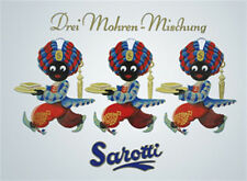 Sarotti Drei Mohren Magnet 6x8cm Kraftmagnet Kühlschrankmagnet PC301/220