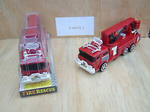 Boys toy. Fire Rescue Truck. Friction powered.New.Guaranteed delivery.