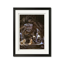 Luis Royo Planet Of The Apes Sci-fi Fantasy Erotic Art Poster Print