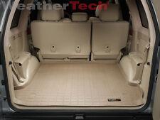 WeatherTech Cargo Liner Trunk Mat for Toyota Land Cruiser/Lexus GX 470 - Tan