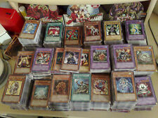 Yu-Gi-Oh! Lot de 50 Cartes Communes Françaises + 2 Cartes Rares/Foils Offertes