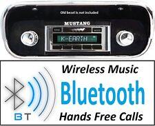 1967-1968 Ford Mustang Bluetooth Radio Hands Free 300 Watts 630 II-BT