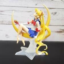 Anime Sailor Moon Tsukino Usagi PVC Action Figure Cake Decor Model Girl Kaizt