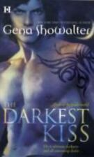 The Darkest Kiss by Gena Showalter (2008, Paperback)