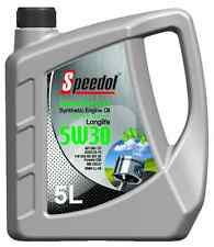 5 Liter SAE 5W-30 Speedol Motoröl Longlife VW 504.00 507.00 BMW LL-04 MB 229.51
