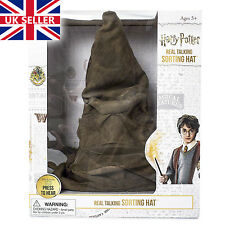 NEW Harry Potter Real Talking Sorting Hat Plush Cosplay
