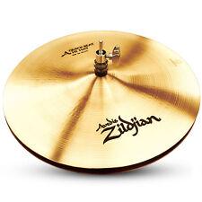 "Zildjian A0151 14"" Quick Beat Hi-Hat Top Cast Bronze Finish High Pitch - Used"