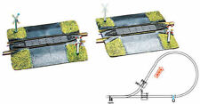 Fleischmann Set HO Scale Model Train Tracks