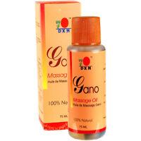 DXN Gano Massage Oil - 30% ganoderma extract 70% palm oil, 75 ml.