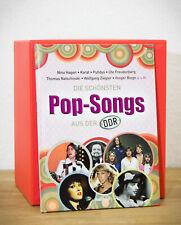 Die schönsten Pop-Songs aus der DDR (CD+Buch)  NEU & OVP
