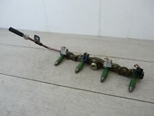 TOYOTA AVENSIS 1.8 PETROL FUEL RAIL WITH INJECTORS WARRANTY 2003-2008