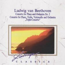 Beethoven - Concerto for piano and orchestra No.2 (CD)