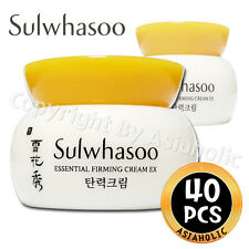 Sulwhasoo Essential Firming Cream Ex 5ml x 40pcs (200ml) Sample Amore Pacific
